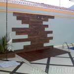 pintura imitação madeira